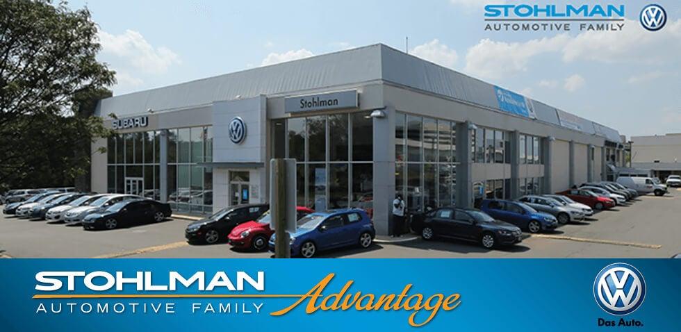 The Stohlman Advantage